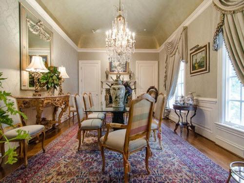 $7.5 Million Georgian Regency Mansion in Atlanta Georgia 4