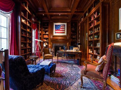 $7.5 Million Georgian Regency Mansion in Atlanta Georgia 7