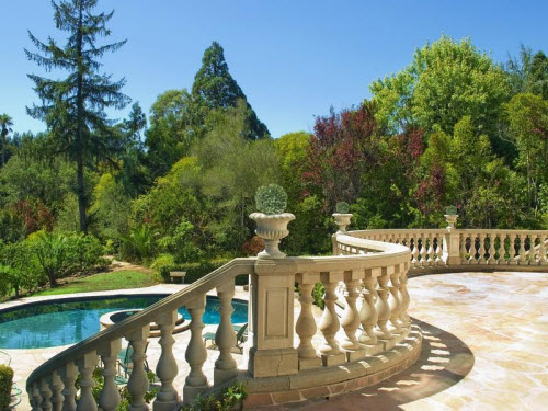 $7.5 Million Majestic European Estate in California 10