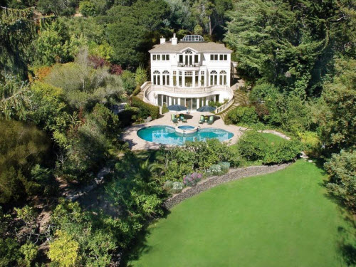 $7.5 Million Majestic European Estate in California 2