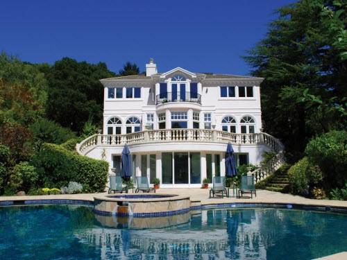 $7.5 Million Majestic European Estate in California