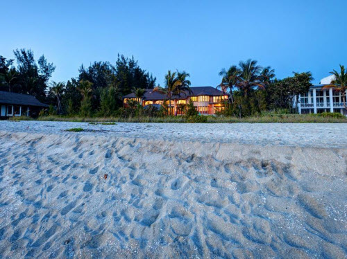 $7.9 Million Beachfront Estate in Sarasota Florida 2