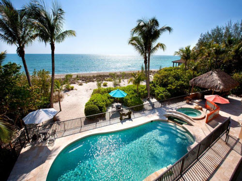 $7.9 Million Beachfront Estate in Sarasota Florida 4
