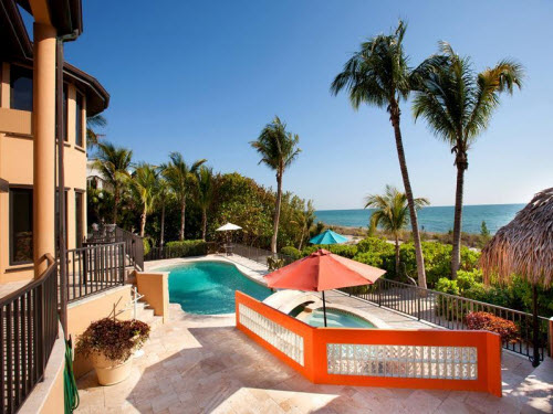 $7.9 Million Beachfront Estate in Sarasota Florida 5
