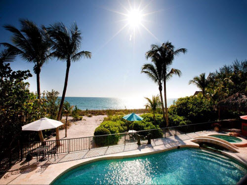 $7.9 Million Beachfront Estate in Sarasota Florida 9
