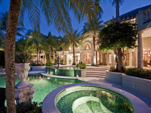 $7.9 Million Grand Estate in Naples Florida