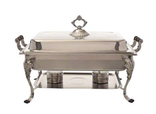 8-Quart Stainless Steel Royal Chafer