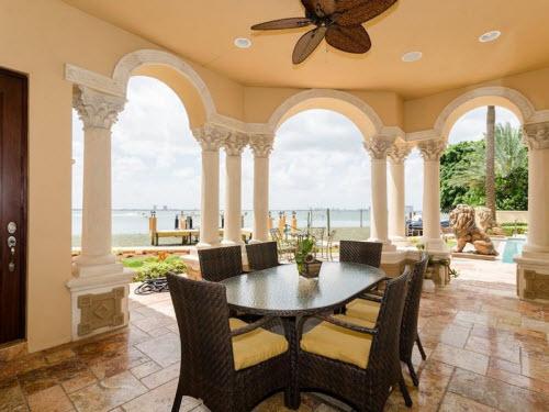 $8.9 Million Waterfront Mansion in Miami Beach Florida 3