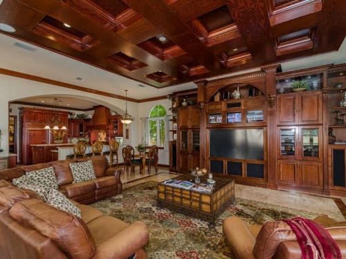 $8.9 Million Waterfront Mansion in Miami Beach Florida 5