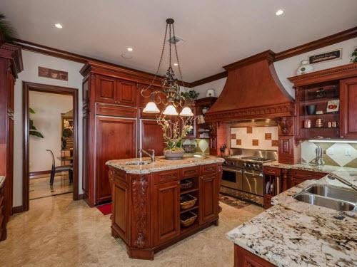$8.9 Million Waterfront Mansion in Miami Beach Florida 8