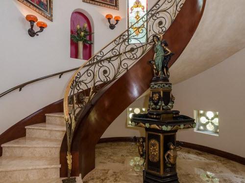 $8.9 Million Waterfront Mansion in Miami Beach Florida 9