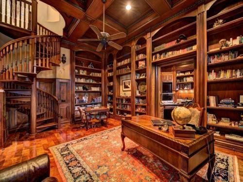 $9.9 Million Stone Chateau Costa Bella in Austin Texas 10
