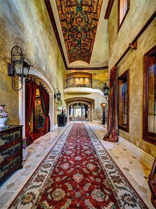 $9.9 Million Stone Chateau Costa Bella in Austin Texas 3