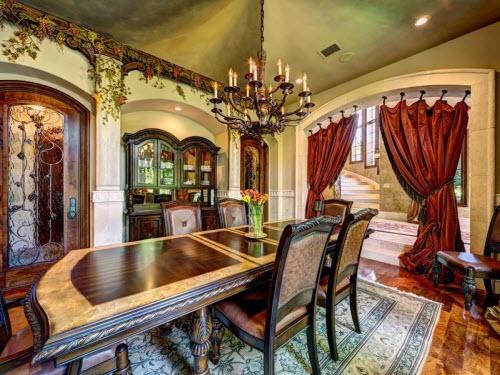 $9.9 Million Stone Chateau Costa Bella in Austin Texas 5