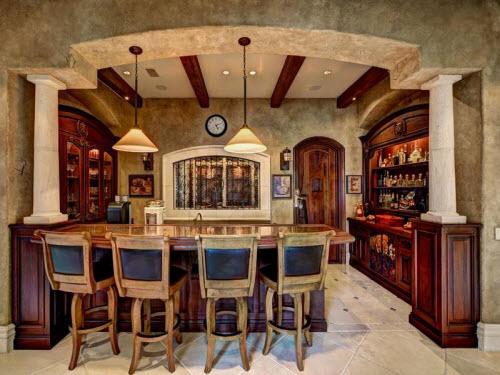 $9.9 Million Stone Chateau Costa Bella in Austin Texas 7