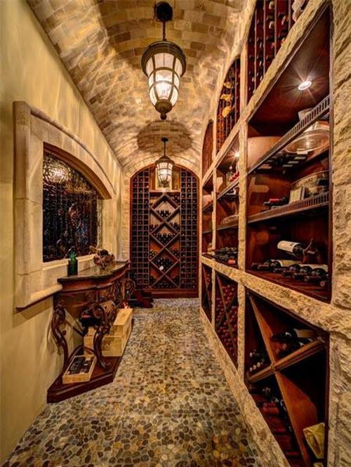 $9.9 Million Stone Chateau Costa Bella in Austin Texas 8