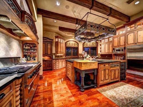 $9.9 Million Stone Chateau Costa Bella in Austin Texas 9