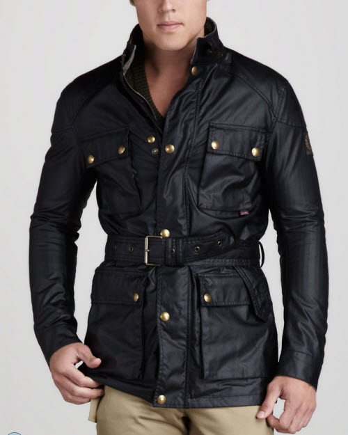 Belstaff Roadmaster Belted Jacket