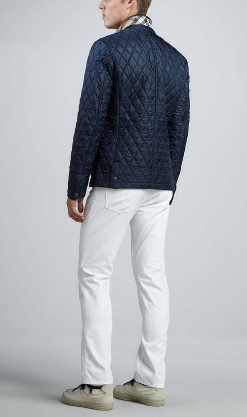 Burberry Brit Howe Quilted Sport Jacket 2