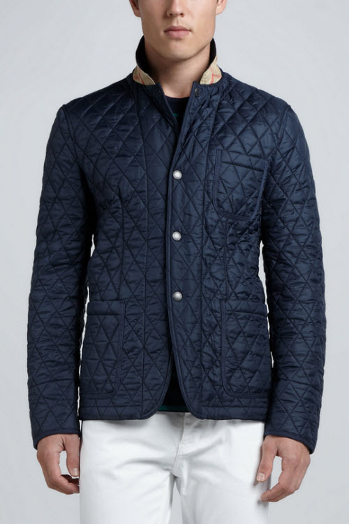 Burberry Brit Howe Quilted Sport Jacket