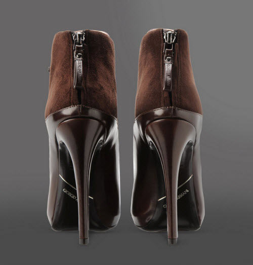 Giorgio Armani Ankle Boots 4