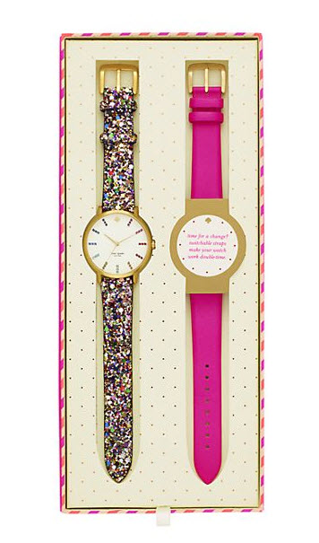 Kate Spade New York Mix and Match Metro Grand Watches 3
