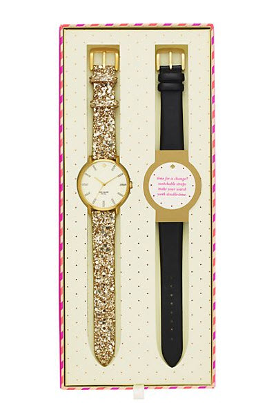 Kate Spade New York Mix and Match Metro Grand Watches 4