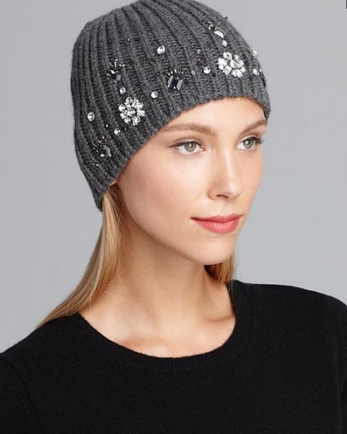 Kate Spade New York Snowed In hat