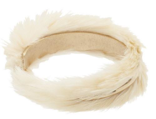 Nina Ricci Feather Cuff 3