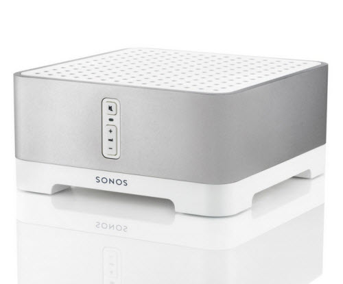 SONOS CONNECT AMP Wireless Streaming Music System with Amplifier for Speakers
