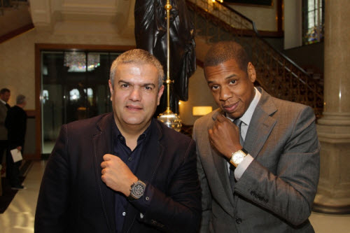 Shawn Carter Watches by Hublot 2