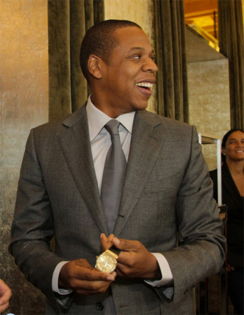 Shawn Carter Watches by Hublot 3
