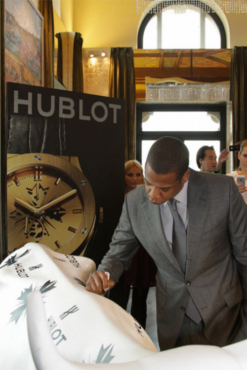 Shawn Carter Watches by Hublot 4