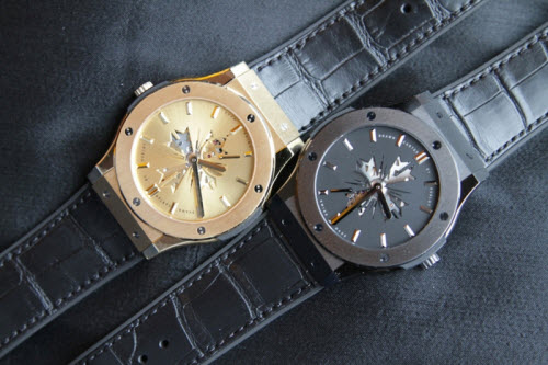 Shawn Carter Watches by Hublot