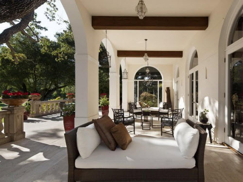 $10.4 Million Italian Villa in Hidden Valley California 10