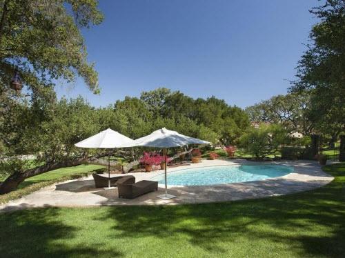 $10.4 Million Italian Villa in Hidden Valley California 11