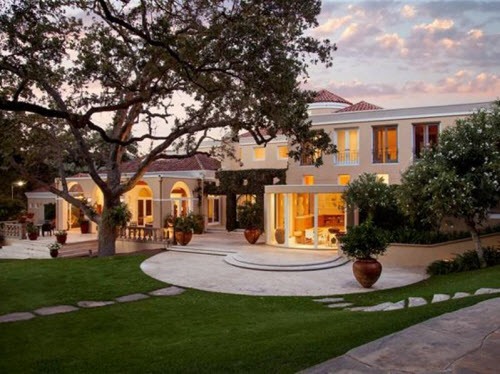 $10.4 Million Italian Villa in Hidden Valley California 12