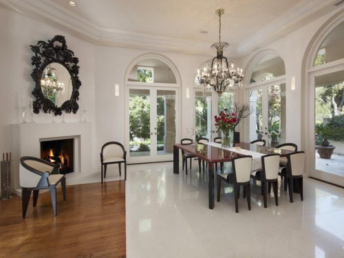 $10.4 Million Italian Villa in Hidden Valley California 5