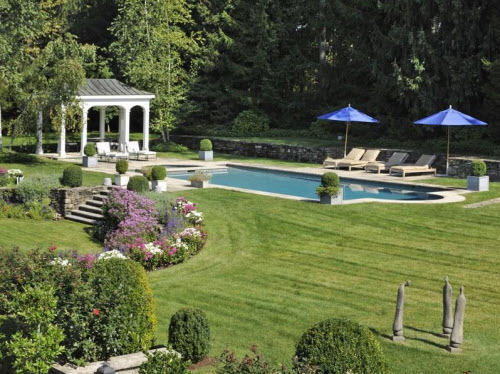 $11.9 Million Stunning Stone Georgian Mansion in Greenwich Connecticut 12