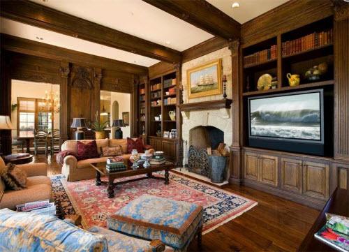 $16.7 Million Classic French Regency Estate in Montecito California 10