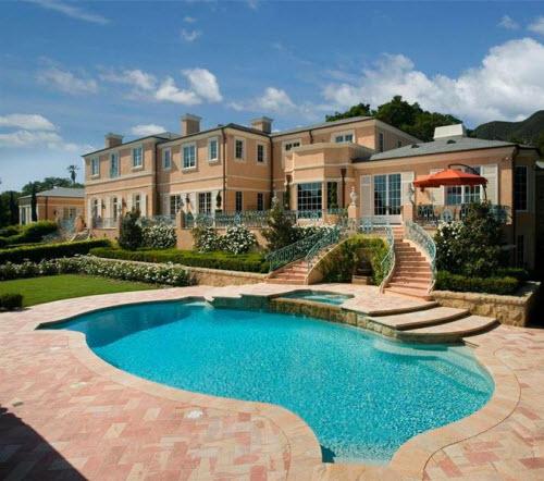 $16.7 Million Classic French Regency Estate in Montecito California 14