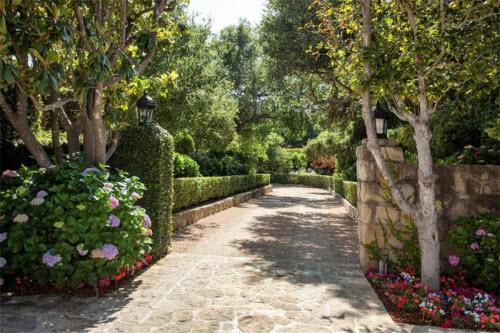 $16.7 Million Classic French Regency Estate in Montecito California 2