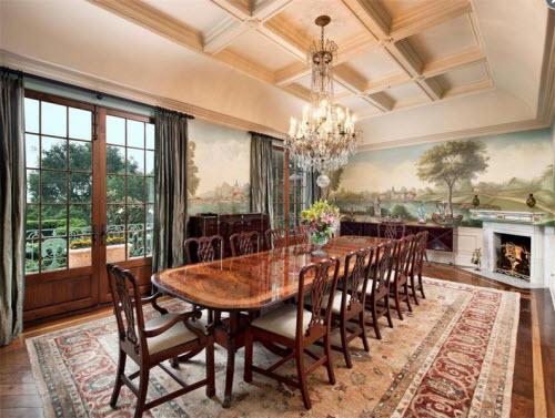 $16.7 Million Classic French Regency Estate in Montecito California 3