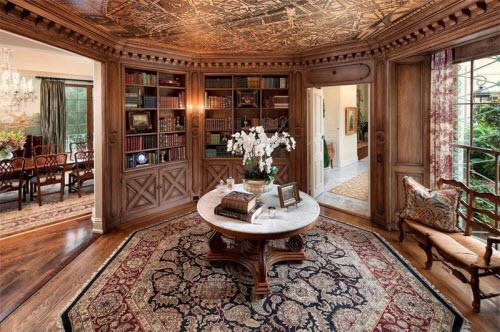 $16.7 Million Classic French Regency Estate in Montecito California 5