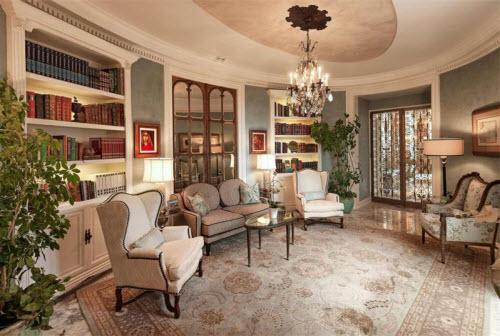$16.7 Million Classic French Regency Estate in Montecito California 8