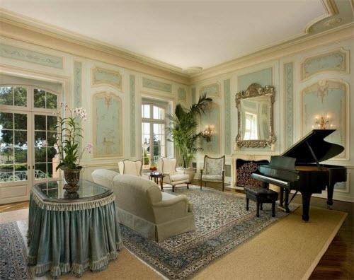 $16.7 Million Classic French Regency Estate in Montecito California 9