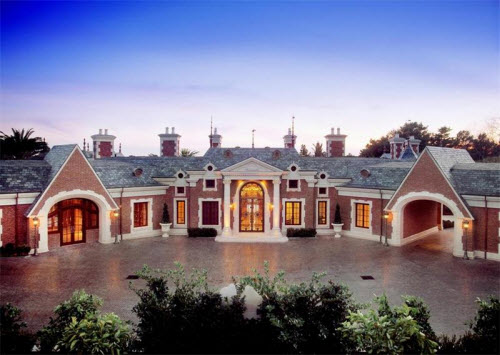 $16.9 Million Exquisite French Chateau in Montecito California 3