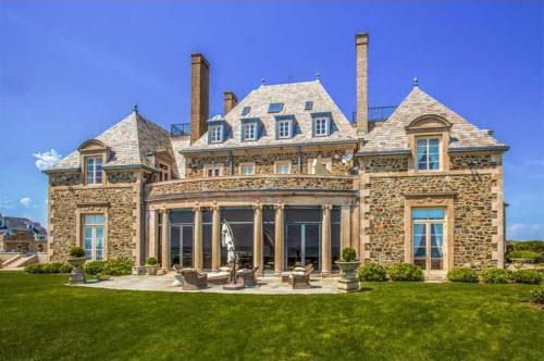 $19 Million Oceanfront Mansion in Newport Rhode Island 10