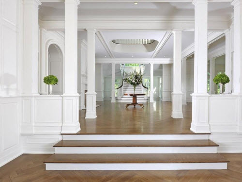 $19.9 Million Extraordinary Stone Georgian Mansion in Greenwich Connecticut 4