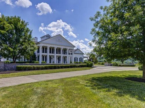 $19.9 Million Grand Estate in Tennessee